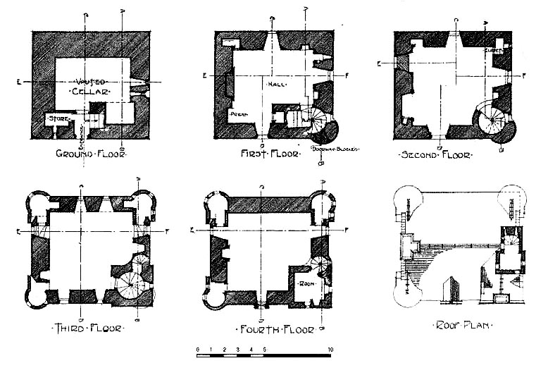 Revit Tutorial Dimensioning Floor Plan moreover Scottish Castle House Plans furthermore  on old chinook houses