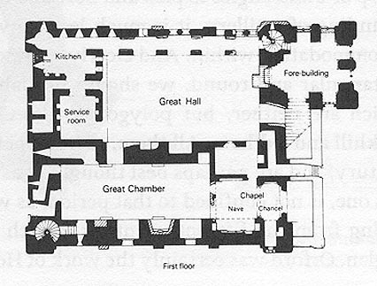 Linlithgow Palace Floor Plan First Floor Floor Plans Castles