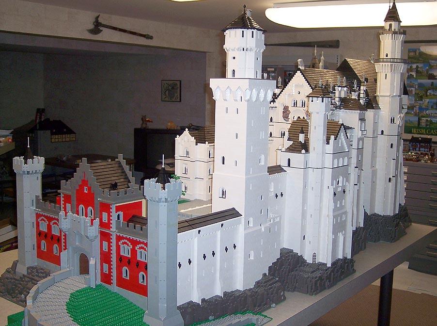 Замок своими руками построить 718
