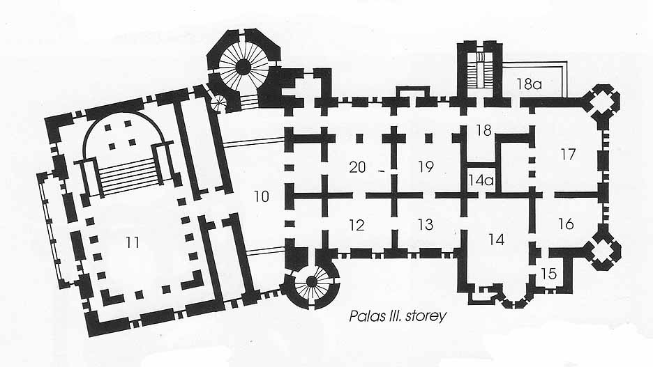 Castle Floor Plan by