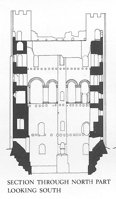 1000 images about medival building on pinterest for 11th century castles floor plan