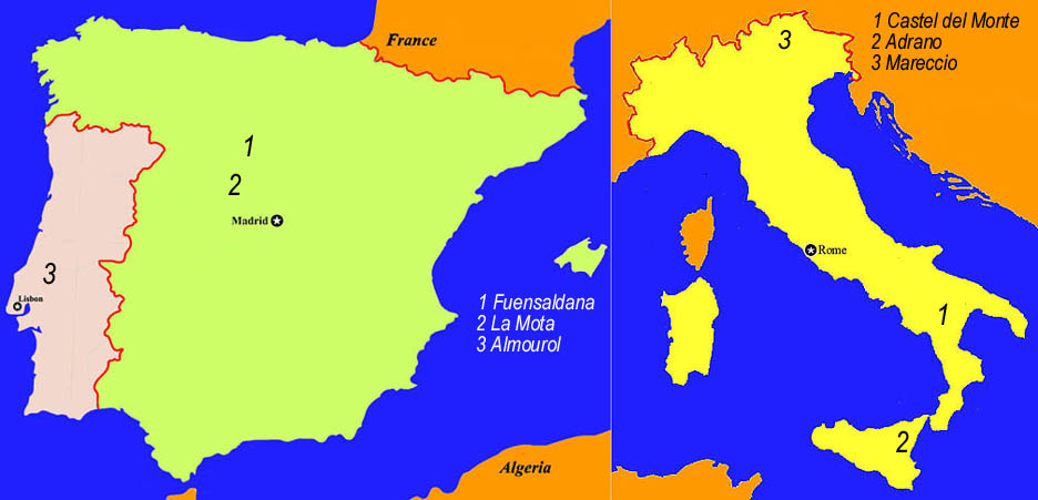 Map Of Spain Portugal And France.Map Of Spain And Italy Imsa Kolese
